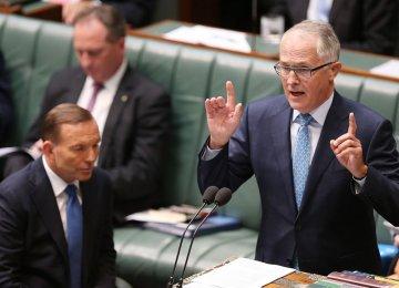 New Australian Premier Inherits Faltering Economy