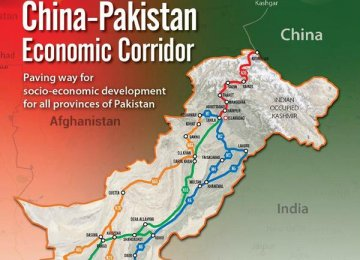 Pakistan Can Reap Benefits From CPEC Route