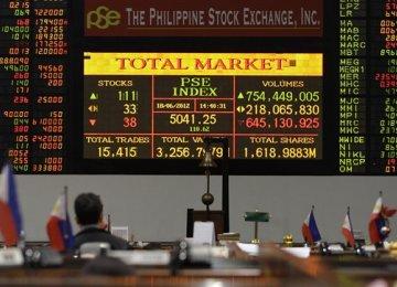 Philippine Stocks Rebound