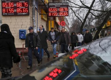 Russia's Economic Future Uncertain