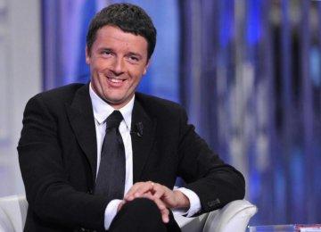Renzi: Italy Growth to Double