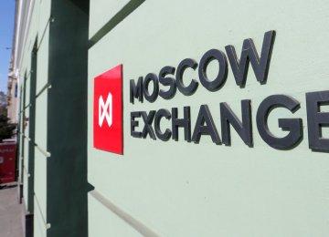 Russia's MICEX Index Rises