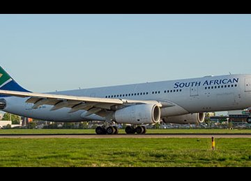 S. Africa Airways Scraps Abu Dhabi Route