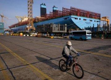 S. Korea Exports Down