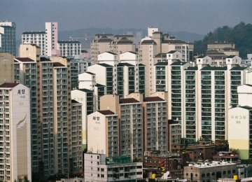 S. Korea Mortgage Rates at Record-Low