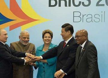 Shanghai May Host BRICS Bank