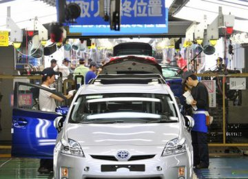 Steel Shortage Stops Toyota Production