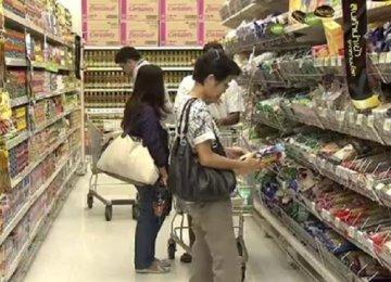Thai Economy Contracts