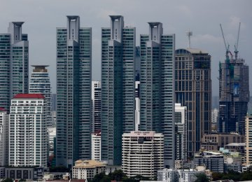 Thailand Downgrades Growth Forecast