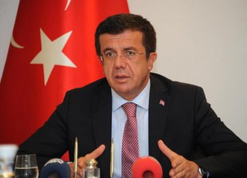 Turkish Minister Rules Out Economic Crisis