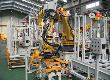 UK Factory Exports Decline