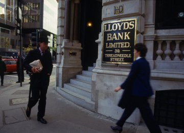 UK Bankers More Stressed Than Ever