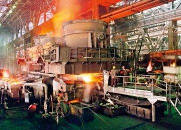 Ukraine  Steel Output Down 30%