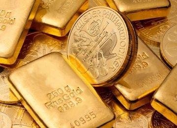 Gold Near 3-Week High