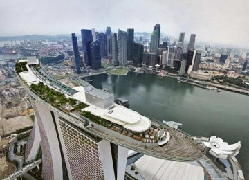 Singapore Growth at 3-Year Low