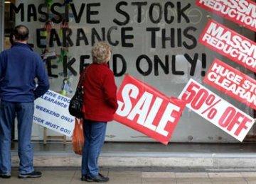 UK Economy Losing Steam