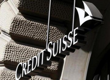 Credit Suisse: Euro Set to Drop
