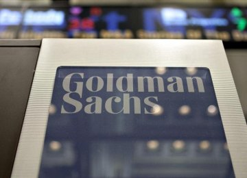 Goldman Sachs Profits Plunge
