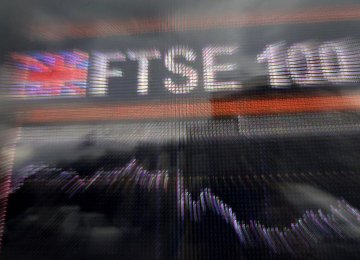 FTSE 100 Biggest Weekly Gain Since 2011