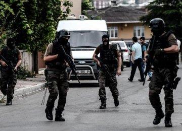 Violence Spreads Across Turkey
