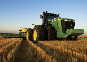 Agriculture Eases Ukraine Economic Pain