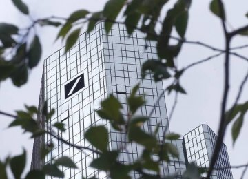 Another Police Raid on Deutsche Bank HQ