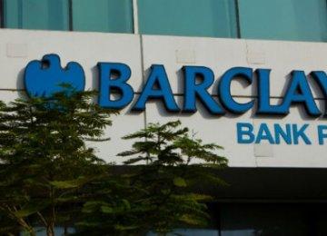 Barclays May Lose 25% Jobs