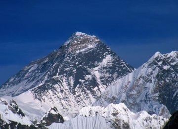 China to Build Rail Line Through  Everest