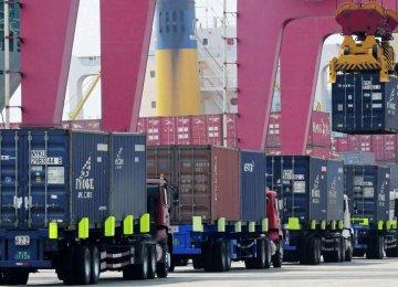 China Imports Fall 19%