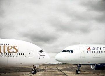 Delta Dismisses Emirates Charge