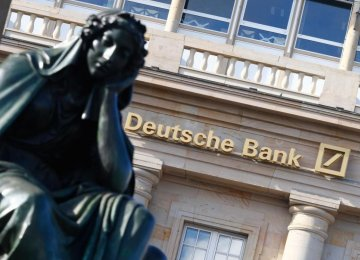 Deutsche Bank Predicts Market Instability