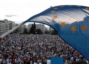 EC Pushing Tsipras to  Accept Bailout Deal