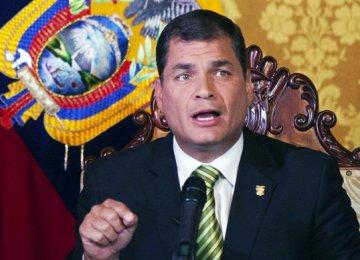 Ecuador to Pay $1b  to Oxy