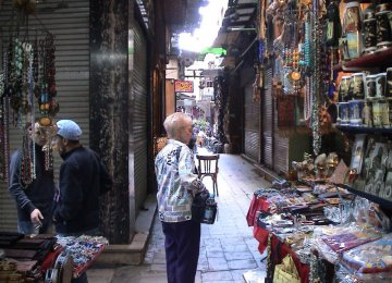 Egypt Business Activity Soars
