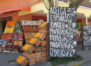 External Shocks Challenge  Argentina Economy