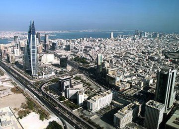 Fitch Downgrades Bahrain to 'BBB-'