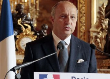 France Urges Deeper  China Ties