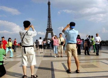 French Growth Slows