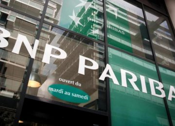 French Banks Show Optimism