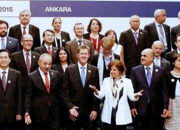 G20 Confident of Economic Upheaval
