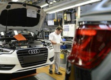 German Car Sales Jump
