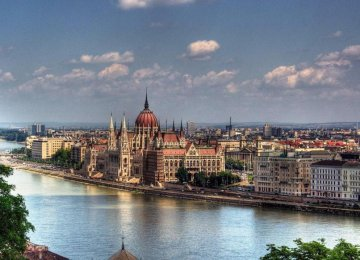 Hungary Joins Silk Road Plan