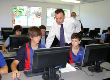 ICT Investments in Schools Not Producing Results