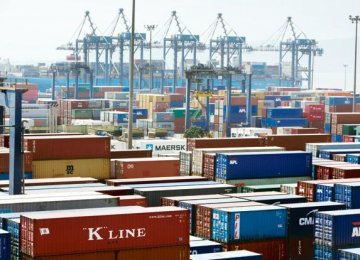 India Exports Contract for Sixth Month