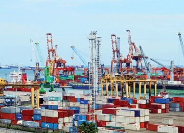 Indonesia Trade Surplus Up