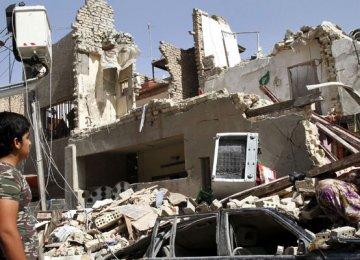 Iraq Gets Funding to Rebuild War-Hit Zones