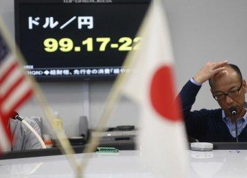 Japan Firms Hostages of  US Sanctions