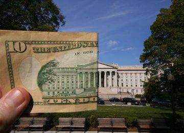 Dip in Japan's Holdings of US Treasuries