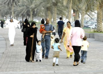 Kuwait Worst  Country for Expats