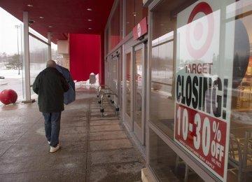 More Canadians Lose Jobs